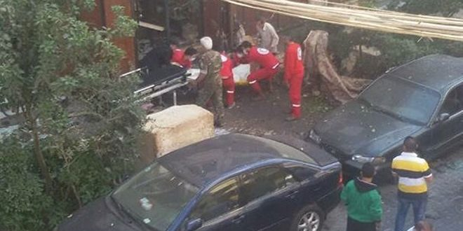 Photo of شهداء و جرحى بقذئف إرهابية على أحياء دمشق