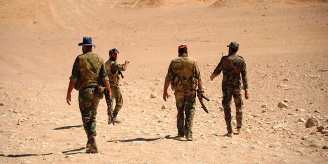 Photo of بالفيديو- انتصارات الجيش بريف دير الزور