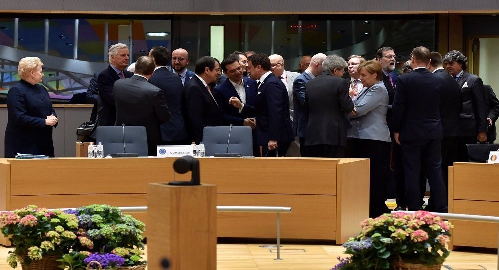 Photo of الاتحاد الاوروبي يدافع عن ايران بقوة