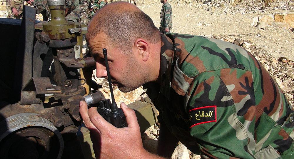 الجيش والحلفاء يحاصرون داعش بالميادين