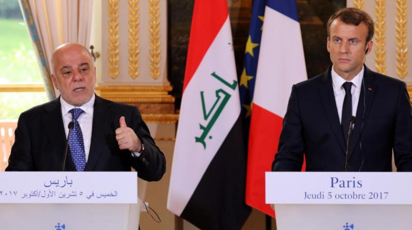 Photo of العبادي من باريس: لا نريد مواجهة مسلحة مع كردستان