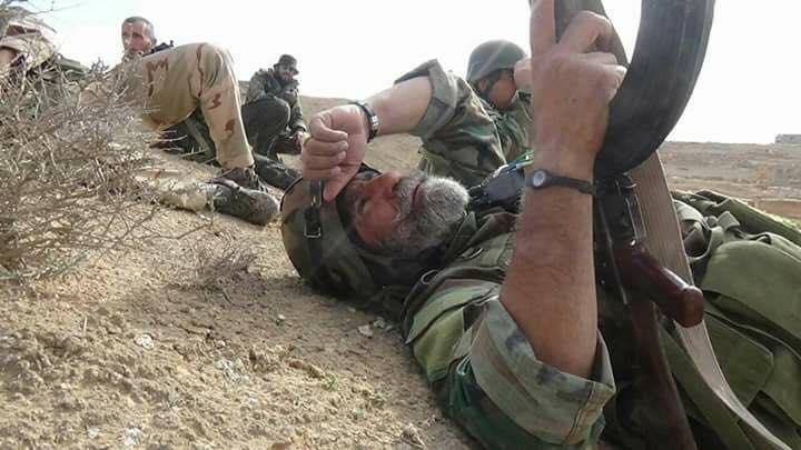 "Photo of سوريا تزّف ""أسد الله"" عصام زهر الدين … شهيداً"