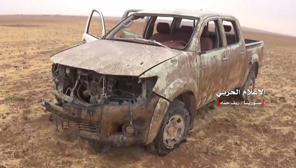 Photo of تفصية 30 إرهابياً بنيران الجيش بريف حماة
