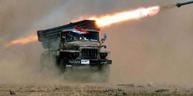 "Photo of الجيش يتقدم باتجاه ""البوكمال"""