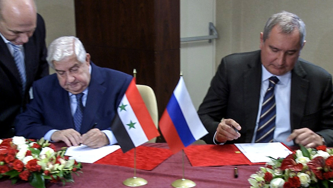 Photo of التوقيع على بروتوكول «اللجنة السورية الروسية للتعاون الاقتصادي»