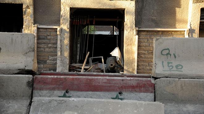 Photo of ثلاث تفجيرات إرهابية بقرب قيادة الشرطة بدمشق