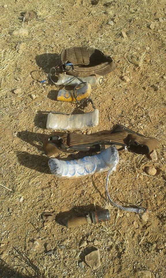 Photo of بالصور- كمين محكم للجيش بريف حماة
