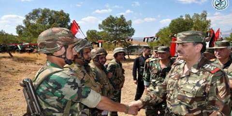 Photo of Defense Minister visits army units in Quneitra countryside