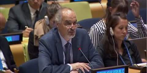 Photo of Al-Jaafari:  Support offered to Israel makes it arrogant to perpetrate war crimes