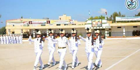 Photo of Under patronage of President Bashar al-Assad, a graduation ceremony was held for a new batch of students from the Naval Academy.
