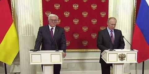 Photo of President Putin stresses need to full elimination of terrorism in Syria