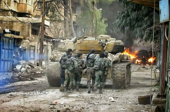 Photo of الجيش يسيطر على 3 قرى بريف حماة