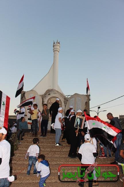 Photo of تغطية قناة سما الفضائية لتابين الشهيد عصام زهر الدين في بقعاثا