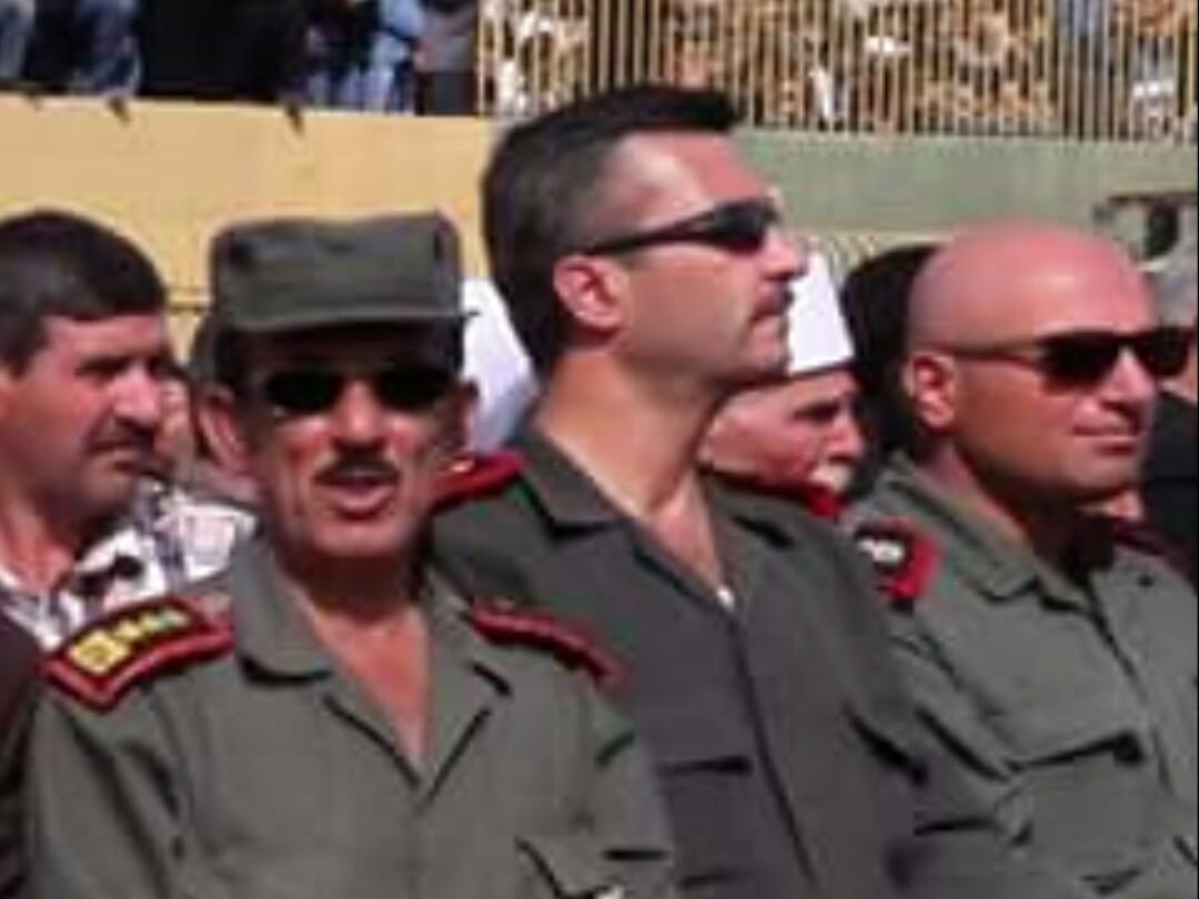 """Photo of العميد فواز زهر الدين ينعي """"أسد الشهداء"""""""