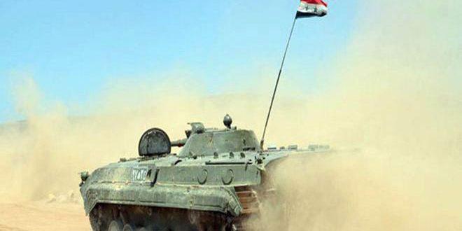 Photo of الجيش يواصل تقدمه وداعش تنهزم بدير الزور