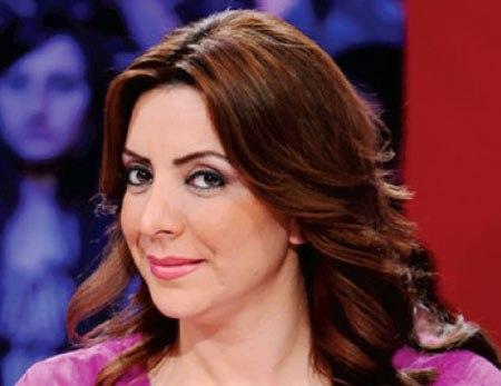 "Photo of رّد ناري من شكران مرتجى على المدعو ""مكسيم خليل"""