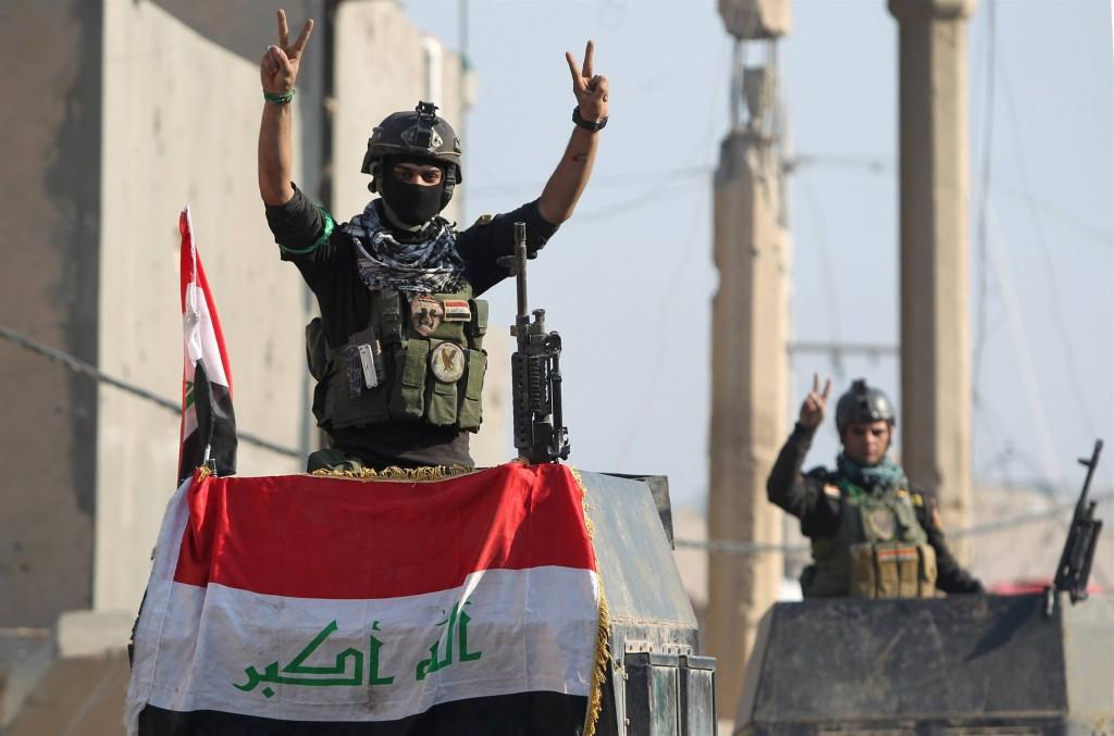Photo of الجيش العراقي يطرد ميلشيات البرزاني من كركوك