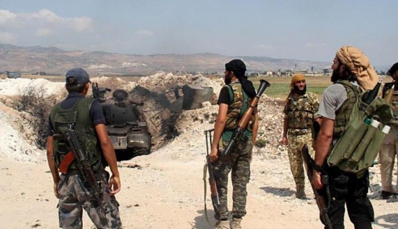 Photo of تصفية متزعم إرهابي تابع لـ هيئة تحرير الشام