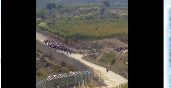 Photo of بالفيديو – مظاهرات في الجولان المحتل دعماً لحضر