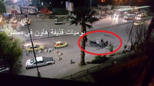 Photo of ١١ شهيد بحصيلة أمس للقذائف الارهابية المتساقطة على دمشق والقنيطرة