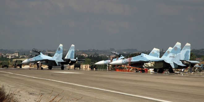 Photo of روسيا تؤكد…. قواتنا الجوية باقية بسوريا حتى زوال الإرهاب