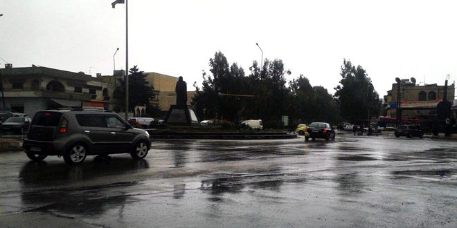 Photo of موسم الخير بدأ… والسويداء تشهد أمطار غزيرة