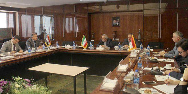 Photo of اجتماع سوري إيراني عراقي لإعادة تفعيل الربط الكهربائي الثلاثي