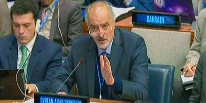 Photo of الجعفري: روسيا أنقذت مجلس الأمن من التلاعب