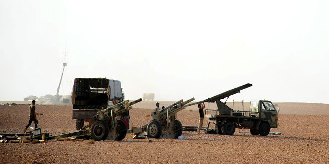 Photo of انجازات نوعية للجيش بريف حماة