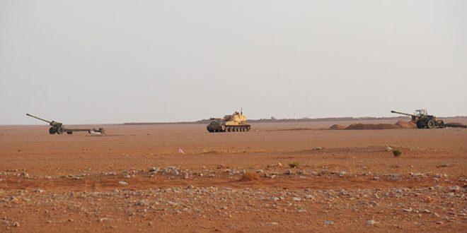 Photo of الجيش يواصل عملياته في البوكمال