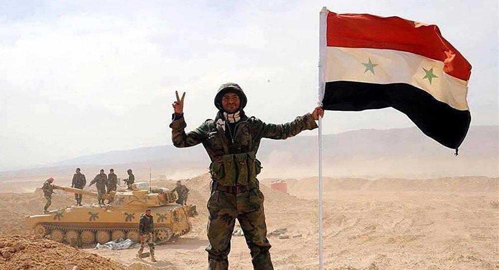 Photo of Deir Ezzor  city fully liberated