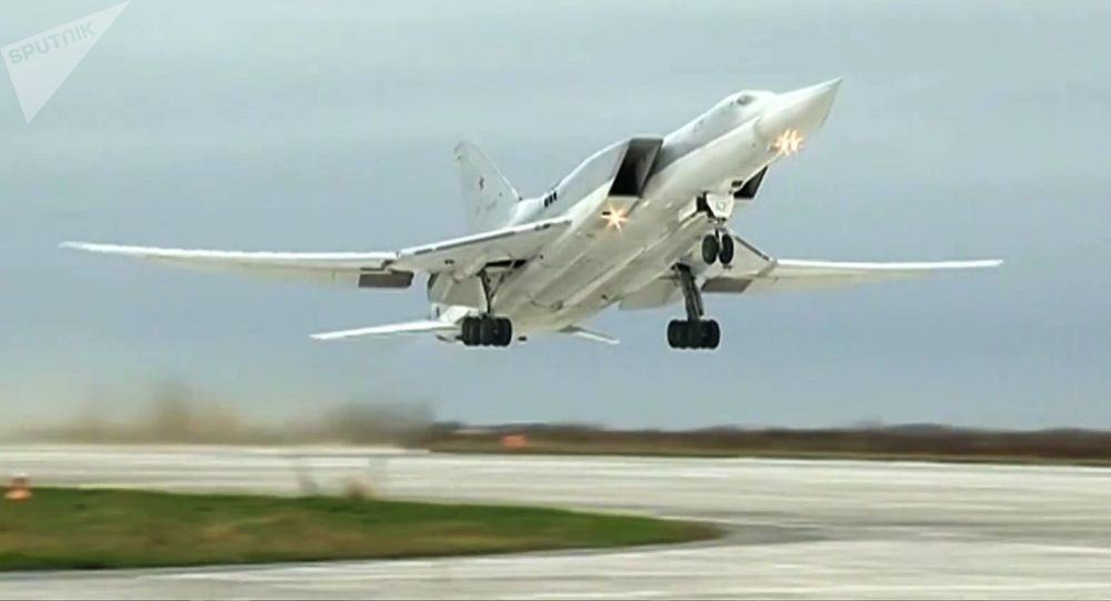 Photo of صواريخ روسية تدمر أهداف لداعش بدير الزور