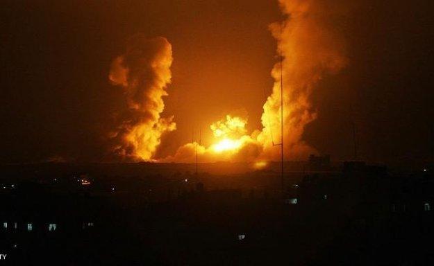 "Photo of ""اسرائيل"" تعارض المنطقة الخامسة، وتعد باستمرار ضرباتها العسكرية لسوريا"