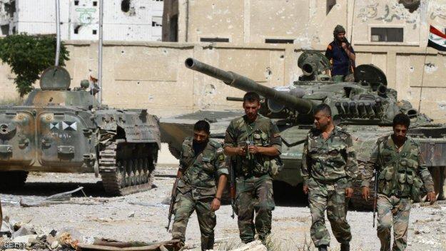Photo of لا انسحابات من البوكمال والجيش يتابع التمشيط