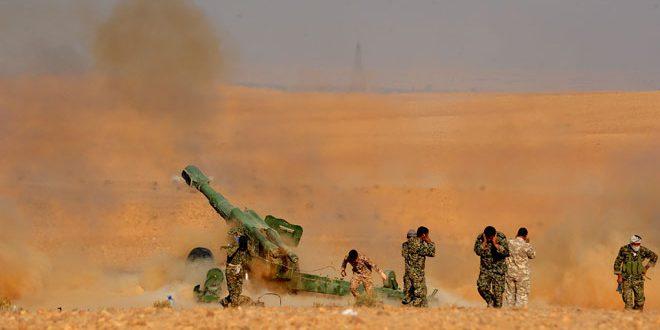 Photo of انجازات جديدة يحققها الجيش بدير الزور
