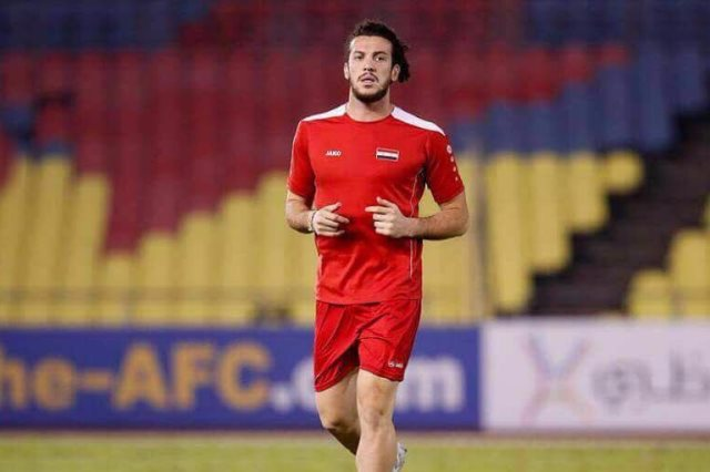 Photo of Syrian footballer Midani: 2019 Asia Cup is our next objective