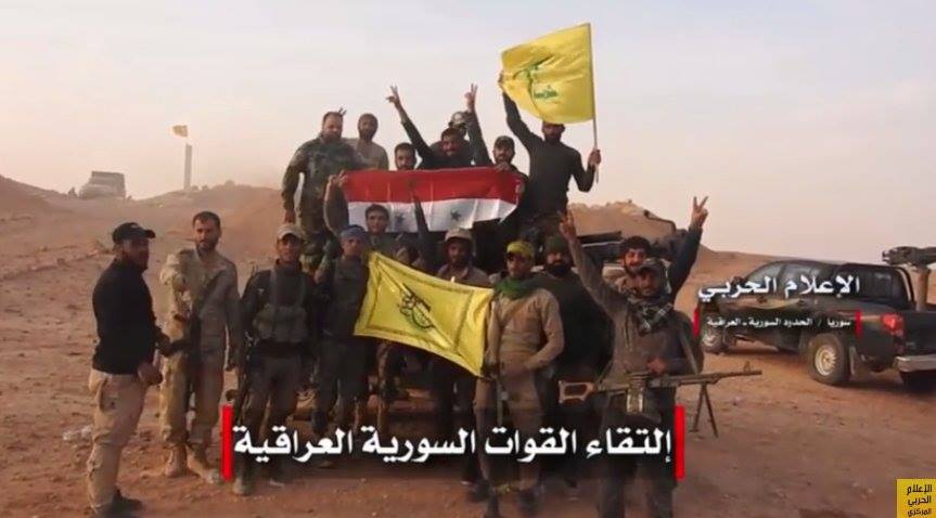 Photo of الحدود «السورية – العراقية» بقبضة الأسود
