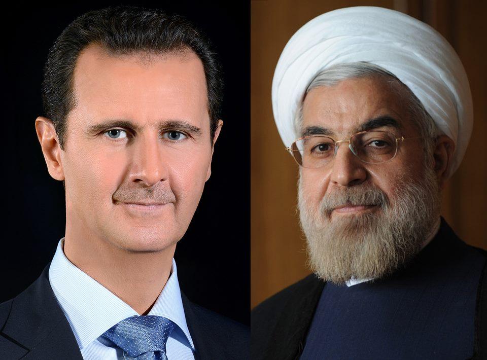 Photo of الأسد لروحاني: الجامعة العربية لا تمثل الشعوب العربية، بل تمثل نفسها فقط