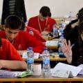 1505 طالب من السويداء يتأهلون لمسابقة الأولمبياد العلمي السوري