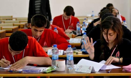 Photo of 1505 طالب من السويداء يتأهلون لمسابقة الأولمبياد العلمي السوري