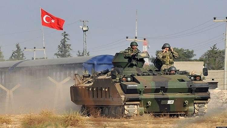 Photo of تركيا تنشئ قاعدة عسكرية قرب دارة عزة غرب حلب