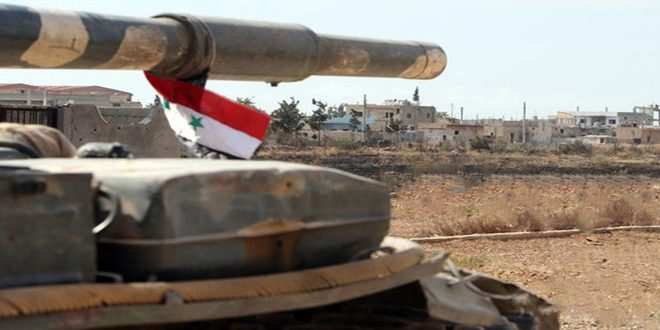 Photo of عمليات عسكرية مكثفة للجيش باتجاه البوكمال