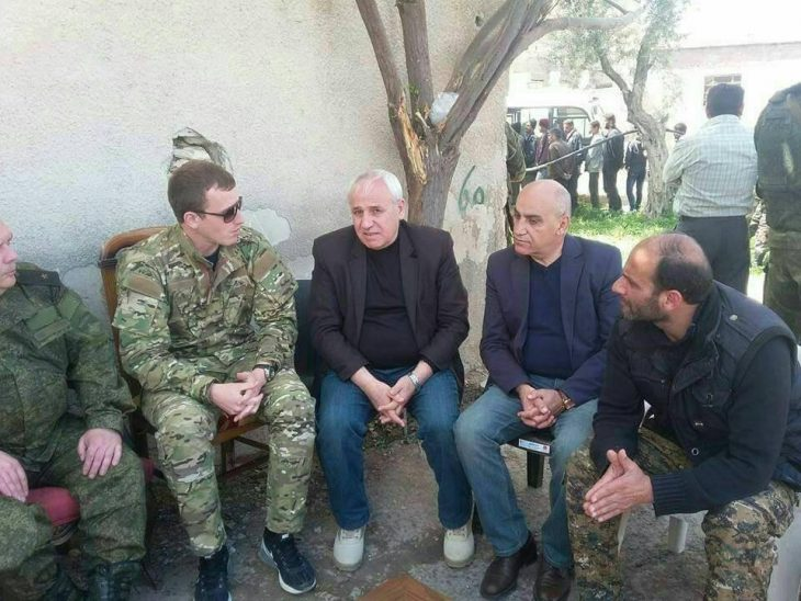 "Photo of مفاوضات ""تحت الطاولة"" بين الحليف الروسي ومسلحي الغوطة الشرقية"