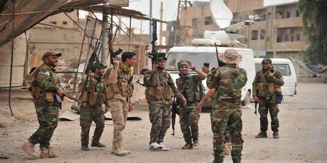 Photo of انتصارات الجيش مستمرة بريف دير الزور
