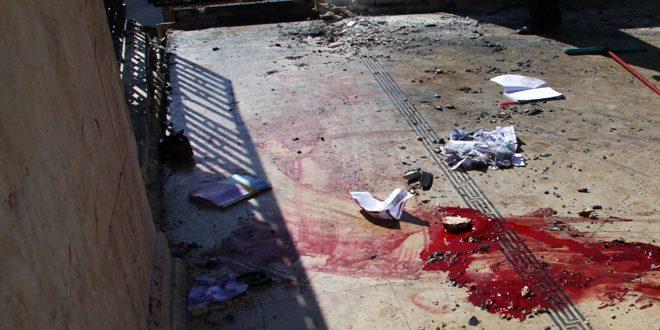 Photo of ٣إصابات بقذائف إرهابية على أحياء دمشق