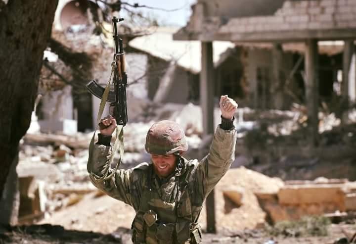 Photo of التصدي لهجوم إرهابي بمحيط محطة محردة