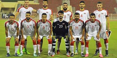 Photo of Seven professional players invited to join Syrian Olympic football team for 2018 AFC U-23 Championship