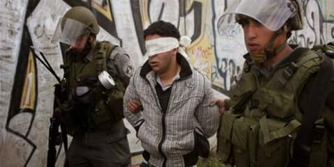 Photo of Israeli occupation arrests 18 Palestinians in West Bank
