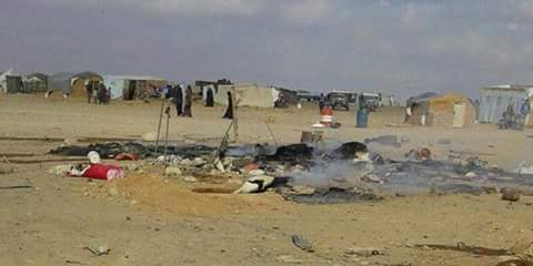 Photo of Humanitarian situation at al-Rukban Camp deteriorates due to practices of US military