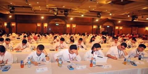 Photo of 23.817thousand students participate in stage 2 of Syrian Science Olympiad